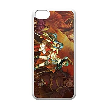 iPhone 5c Cell Phone Case White Fire Emblem The Sacred ...