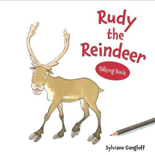 Rudy the Reindeer (Talking Back) pdf epub