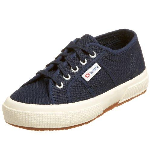 Superga Toddler/Little Kid 2750 Classic Sneaker, Navy, 26 M EU (9.5 M Toddler) ()