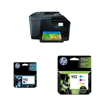 Amazoncom Hp Officejet Pro 8710 Inkjet Printer And Standard Ink