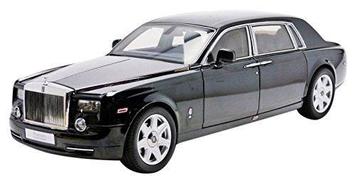 Rolls Royce Phantom Extended Wheelbase Diamond Black 1/18 Kyosho 08841 DBK