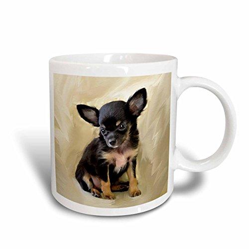 3dRose Chihuahua Puppy Mug 11 Ounce