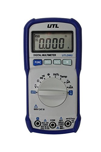 UEI Test Instruments UTLDM2 - 600V Auto Ranging Digital for sale  Delivered anywhere in USA