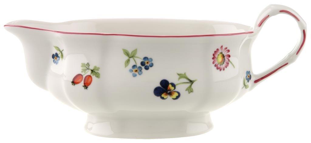 Villeroy & Boch - Salsiera senza piattino Petite Fleur, 0,40 l 1023953407