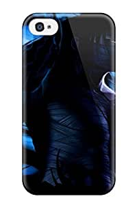 Flexible Tpu Back Case Cover For Iphone 4/4s - Bleach Anime