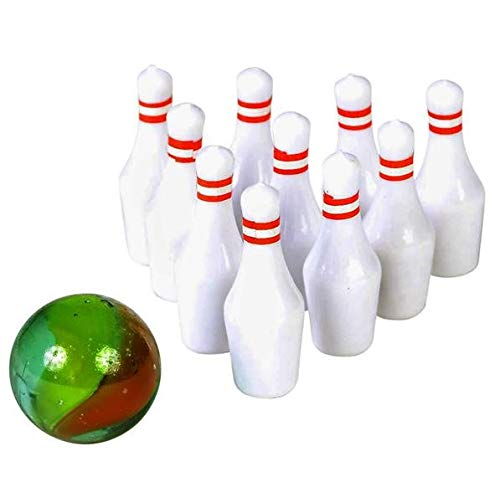 Rhode Island Novelty Mini Bowling Game | 1 Piece |