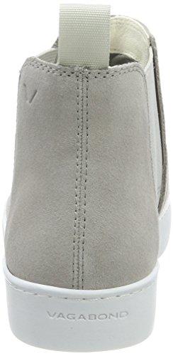 Les Femmes Vagabondes Zoë Gris Haute Sneaker (gris Cendre)