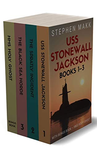 (USS Stonewall Jackson Series: Books 1-3 (USS Stonewall Jackson Series Boxset Book 1))