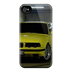 Rugged Skin Cases Covers For Iphone 6plus- Eco-friendly Packaging(auto Bmw M Bmw M Parked)