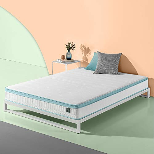 7 inch quilted full mattress - 5