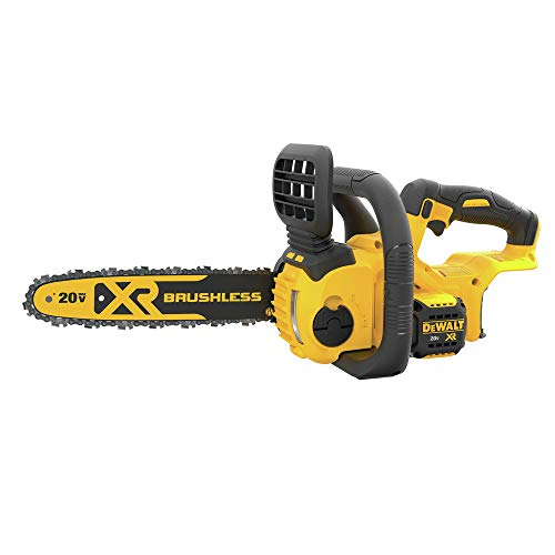DEWALT DCCS620B 20V MAX XR Compact 12 in. Cordless Chainsaw (Tool ()