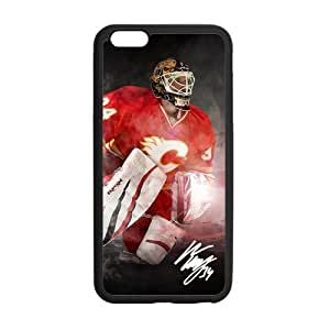 "Onshop Custom Miikka Kiprusoff Phone Case Laser Technology for iPhone 6 Plus 5.5"" by Maris's Diary"