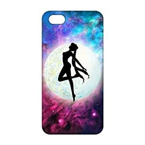 3D Case Cover Sailor Moon Cartoon Phone Case For Iphone 6 Plus 5.5 Inch Cover