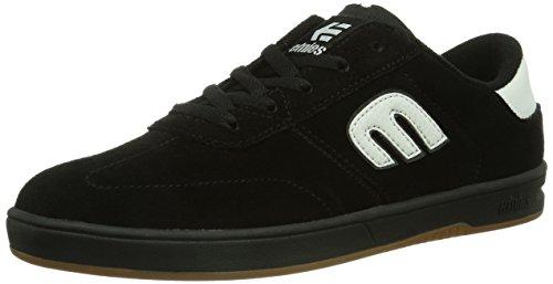 Etnies Lo-Cut, Men's Skateboarding Shoes Black (544/Black/Black/Gum)
