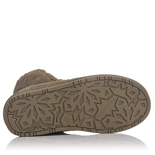 Botas 46489 Gioseppo Mujer Taupe Marr BrPwBq8