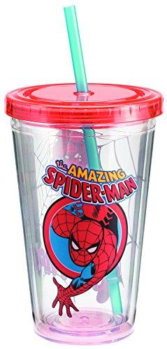 Marvel Spider-Man 18 Oz. Acrylic Travel Cup 26914