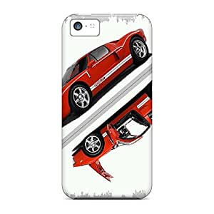 Forever Collectibles Ford Gt Hard Snap-on Iphone 5c Case
