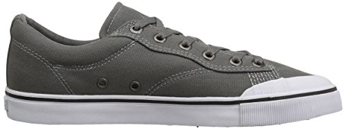 Emerica Indicateur Bas Skate Chaussure Gris / Blanc