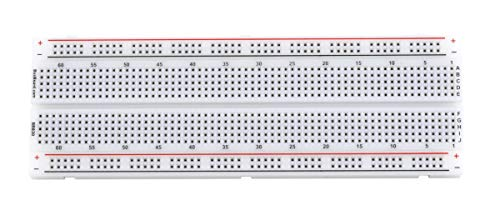 BB830 Solderless Plug-in BreadBoard, 830