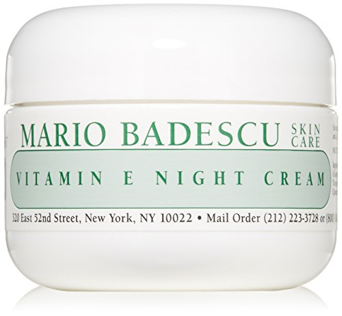 Mario Badescu Vitamin E Night Cream, 1 oz. by Mario Badescu