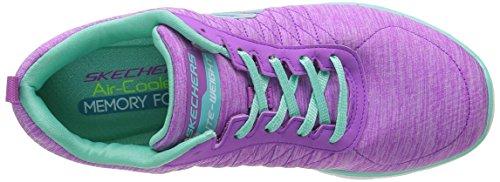 Skechers Dame Flex Appellere 2,0 Sneakers Violet (praq)