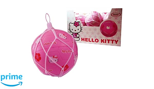 Darpèje Hello Kitty - Balon de Goma con Red Individual OHKY08 ...