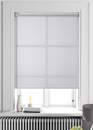 ALLBRIGHT Light Filtering Roller Shades Room Darkening Roller Sheer Shades Blinds,Easy Installation