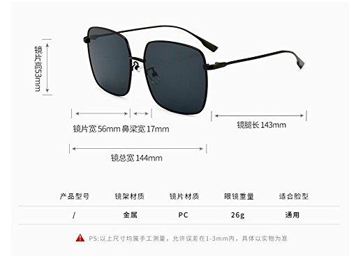 inspirées rond lunettes cercle style retro vintage de du Jaune métallique polarisées en soleil Lennon Film q7Bw7p