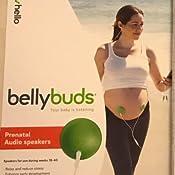 Amazon.com: Bellybuds por Wavhello, el embarazo, Baby-Bump ...
