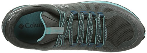 Shoes Outdry Grey Columbia Hiking Columbia Enduro Women's Grill Peakfreak 1ZTaX