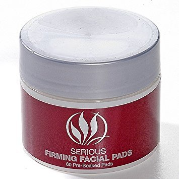 Serious Skin Care Serious Firming Facial Pads 60 PRE-SOAKED PADS