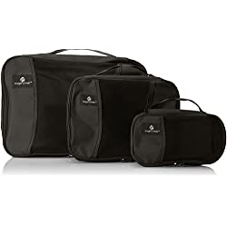 Eagle Creek Travel Gear Luggage, Black 3 Pack