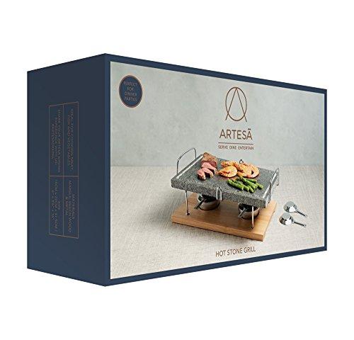 Kitchen Craft Master Class Artesa Pietre m & aacute; griglia Marmo, Multicolore, 15 x 22 x 41,5 cm 2