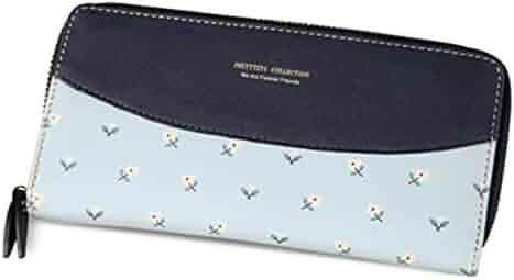 6e5c9f07ac56 Shopping DoYon - Blues - Leather - Handbags & Wallets - Women ...