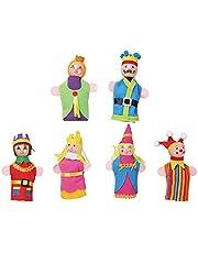 Finger Puppets - 6 pack