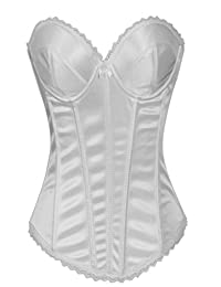 Alivila.Y Fashion Lace Bridal Corset 2269A(Without G-String)