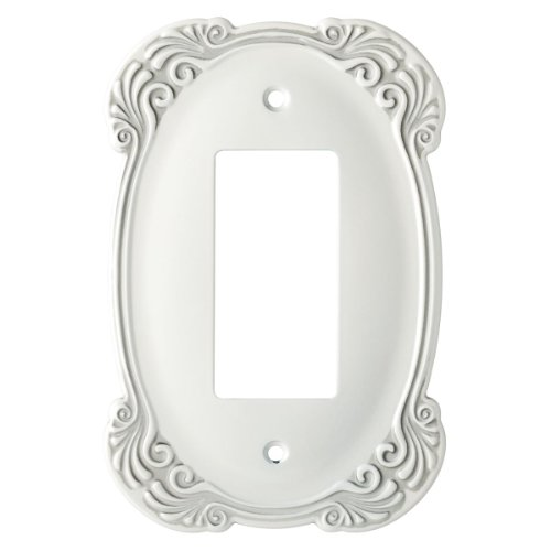 - Franklin Brass 144392 Arboresque Single Decorator Wall Plate / Switch Plate / Cover