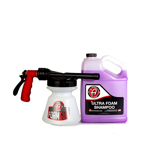 Adam's Foam Gun & Ultra Foam Gallon - Use with Any Car Wash Soap & Garden Hose for Thick Suds - Detailing Tool Does Not Require Pressure Washer & Won't Remove Wax Sealant by Adam's Polishes (Image #7)
