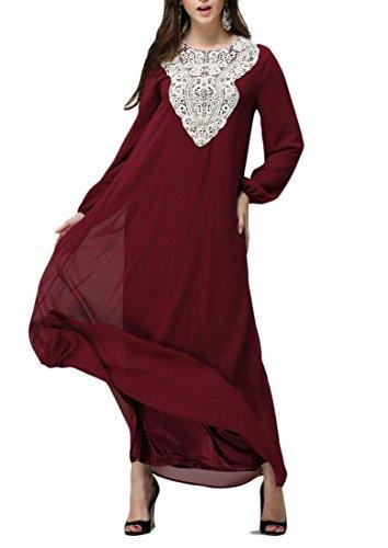 Rayon Islamic Dress Gown Jalabiyas Jaycargogo 1 Clothing Women qO4t1
