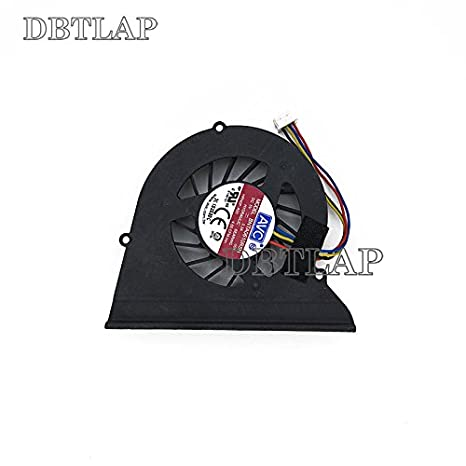 DBTLAP Ventilador de la CPU del Ordenador portátil para DELL Alienware M11X R3 Portátil CPU Ventilador 4PIN: Amazon.es: Electrónica