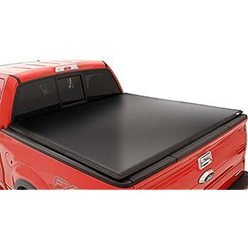 Amazon Com Lund 95097 Genesis Tri Fold Truck Bed Tonneau