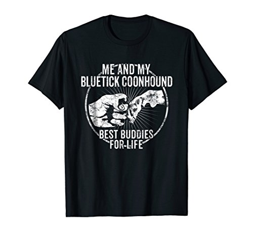 Bluetick Coonhound Dog Owner T-Shirt - Cool Dog Shirt Gift (Bluetick Coonhound Dogs)