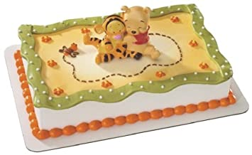 Pooh Cakes Tigger Baby Item 30130 Do It Yourself Licensec