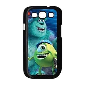 Monsters, Inc Samsung Galaxy S3 9300 Cell Phone Case Black Iaehc