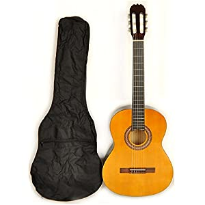 Classical Full-Size Wide Neck Acoustic Guitar