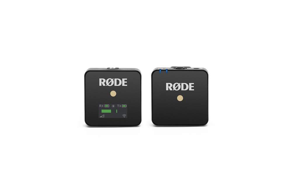 Rode Wireless Go: sistema de micrófono inalámbrico compac...
