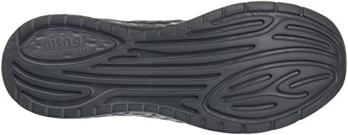 MTNG Attitude Marathon, Zapatillas de Deporte para Hombre Gris (Mesh Gris)