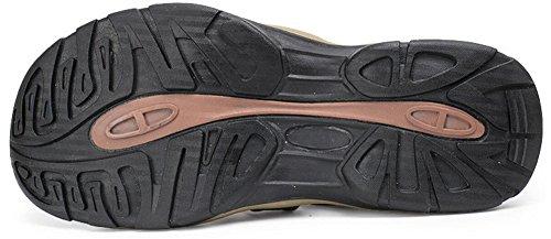 Sandale De Sport Pour Hommes Sandale De Sport En Plein Air Marron Foncé