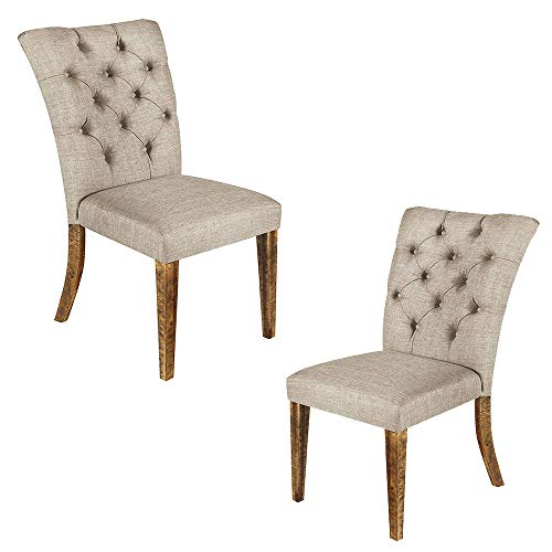 New Classic Normandy Dining Chair, 2-Pack, Vintage Distressed