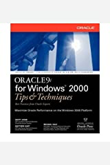 { [ ORACLE 9I FOR WINDOWS: TIPS AND TECHNIQUES[ ORACLE 9I FOR WINDOWS: TIPS AND TECHNIQUES ] BY JESSE, SCOTT ( AUTHOR )DEC-01-2001 PAPERBACK ] } Jesse, Scott ( AUTHOR ) Dec-01-2001 Paperback Paperback